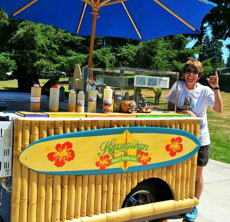 Anne - hawaiian hot dog Co