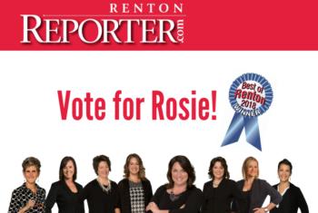 Vote for Rosie!