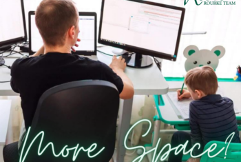 Home Office/Homeschooling Spaces